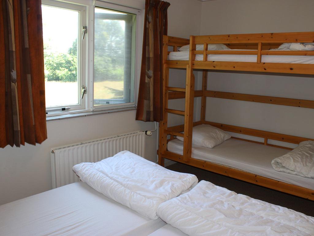 Foto's vakantieboerderij voor 13 personen met 5 slaapkamers.